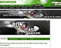 Le Run 4 Cash sur Unibet Poker, c'est quoi ?