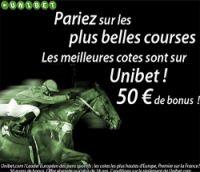 Unibet.fr : pour le turf, il faudra attendre