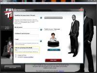 La validation de votre compte joueur (identité, RIB et code secret)