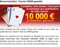 Pourquoi faut-il valider votre compte sur Winga Poker ?