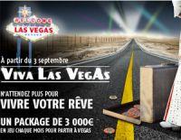 Viva Las Vegas sur PMU : moins de 2 semaines avant la fin