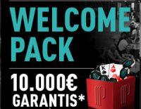 Le Welcome Pack sur Partouche.fr, comment ça marche ?