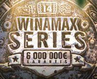 Winamax Series : 92 tournois et 6 millions garantis