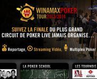 Winamax Poker Tour : le bilan 2014
