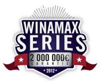 Les Winamax Series 2012 démarrent le 1er avril