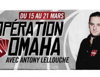 Winamax en opération Omaha avec Antony Lellouche