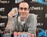 WPT National Series Paris 2012 : Grégory Benac s'impose