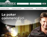 WSOP 2013 : les qualifications sur Everest Poker