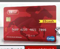 La carte ZEcash, 35 euros pour 36 mois