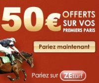ZEturf : pariez sur le Prix France 3 Côte d'Azur