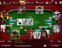 Zynga Poker bientôt en argent réel ?