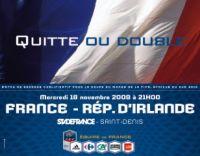 Un Eire de revanche… Pariez sur l'équipe de France !