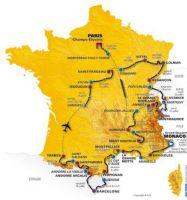 Le Tour de France débute le 4 juillet
