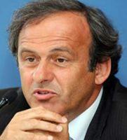 Platini ne misera pas d'argent sur la France pour la Coupe du monde