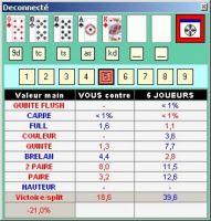 L'utilisation d'un tracker pour le poker en ligne