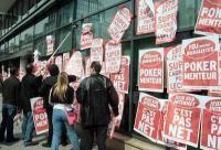 Les buralistes contre les tickets de la FDJeux dans les supermarchés