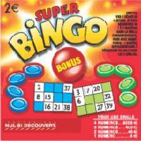 Le Bingo de la Française des jeux