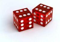 Mais à quoi servent les dés dans la mallette de poker ?