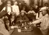 L'histoire du poker