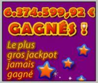 Un énorme gagnant au Mega Moolah (Casino Riverbelle) !