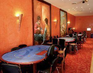 Cercle concorde poker antique baccarat crystal perfume bottle