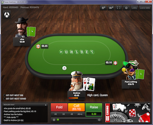 unibet poker avis
